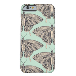 swallowtail butterfly mint basalt barely there iPhone 6 case