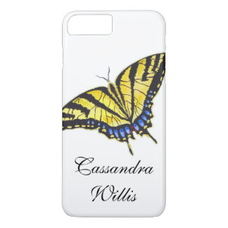 Swallowtail Butterfly Phone iPhone 7 Plus Cases