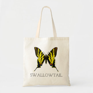 Swallowtail Butterfly Tote Bag