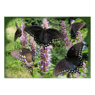 Swallowtail Collage ~ ATC Business Card Templates