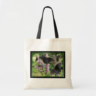 Swallowtail Collage ~ bag Budget Tote Bag