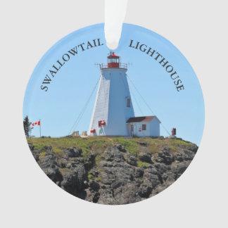 Swallowtail Lighthouse, Grand Manan, N.B. Ornament