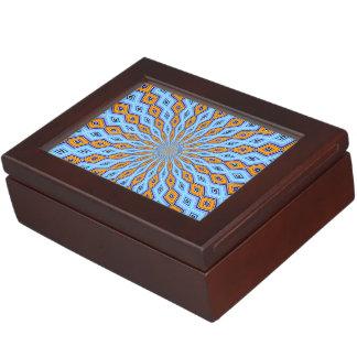 Swallowtail Redux Medallion Memory Boxes