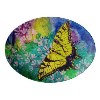 Swallowtail Serving Platter