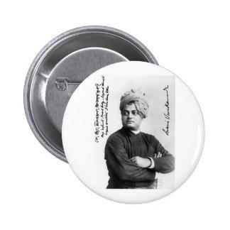 Swami Vivekananda button photo