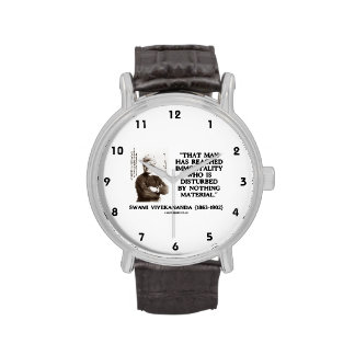 Swami Vivekananda Man Reached Immortality Material Wrist Watches