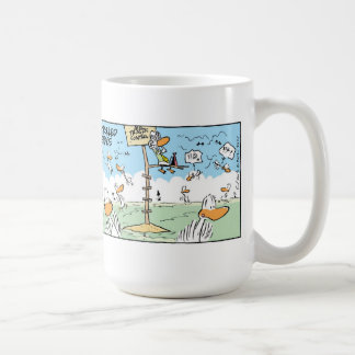 Swamp Air Space Control Differences Coffee Mug