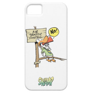 Swamp Air Traffic Controller Permission Denied iPhone 5 Cover