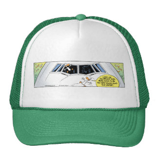 Swamp Airline Collision Hats