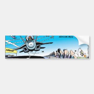 Swamp Aviation Week Bumper Sticker