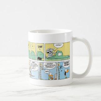 Swamp Coffee Time Mug