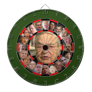Swamp Creature Dartboard