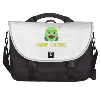 Swamp Creature Bags For Laptop