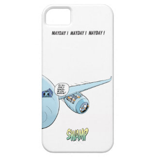 Swamp Ducks and Jet Engine Barely There iPhone 5 Case