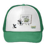 Swamp Fly Frog Safety Speech Cap