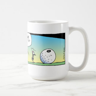 Swamp Golfing Ants Coffee Mug