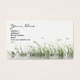 Swamp Grass Business Cards