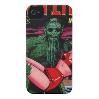 Swamp Man with Beard iPhone 4 Cover