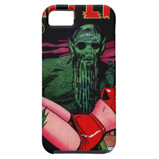Swamp Man with Beard iPhone 5 Cover