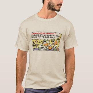 Swamp Military Combat Training T-Shirt