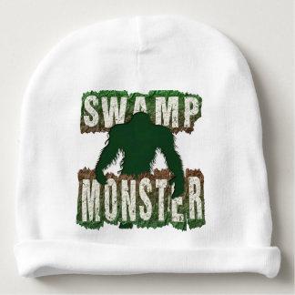 SWAMP MONSTER BABY BEANIE