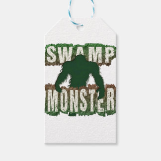 SWAMP MONSTER GIFT TAGS