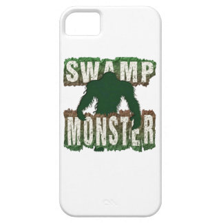 SWAMP MONSTER iPhone 5 COVERS