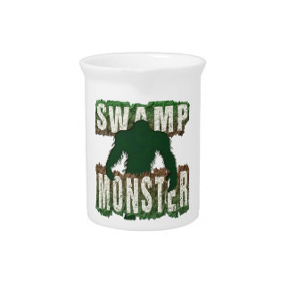 SWAMP MONSTER PITCHER