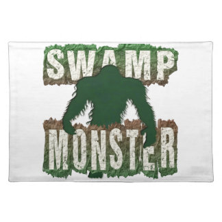 SWAMP MONSTER PLACEMAT