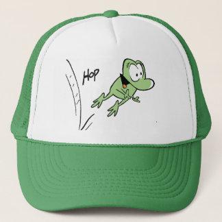 Swamp Mort The Frog Cap