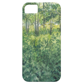 Swamp on Rügen Island iPhone 5 Case