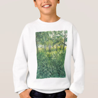 Swamp on Rügen Island Sweatshirt