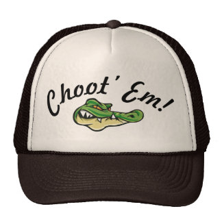 Swamp People - Choot' Em! Hat! Cap