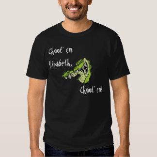 Swamp People Choot' Em Tshirt