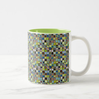 Swamp Retro 11 oz Two-Tone Mug