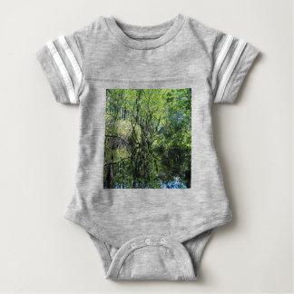 Swamp Song Baby Bodysuit
