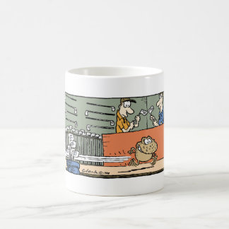 Swamp Toad Dares Golf Mug