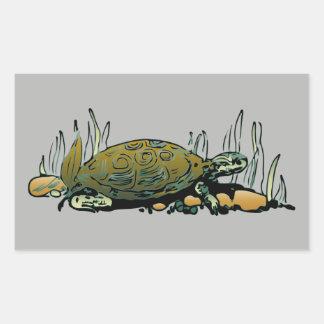 swamp turtle stickers