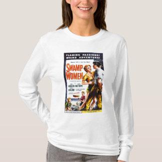 """""""Swamp Women"""" Tee Shirt"""