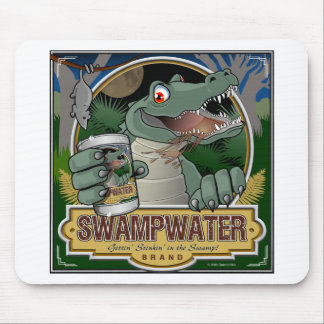 Swampwater Gator Mouse Pad