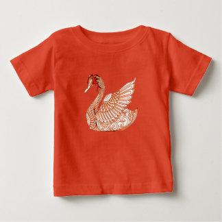 Swan 3 baby T-Shirt