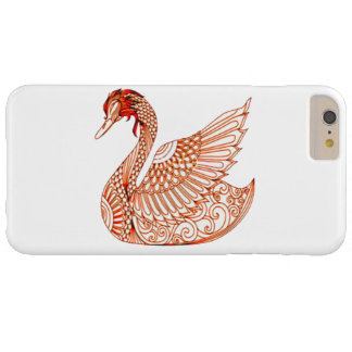 Swan 3 barely there iPhone 6 plus case