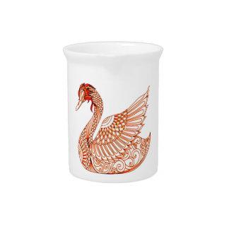 Swan 3 pitcher
