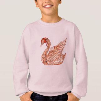 Swan 3 sweatshirt