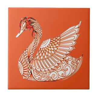 Swan 3 tile