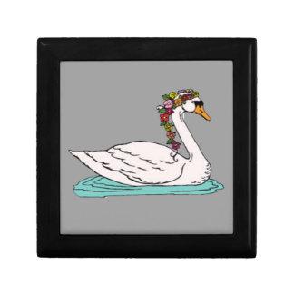 Swan 5 gift box