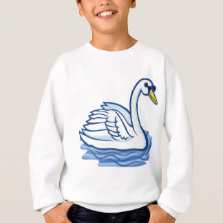 Swan #5 sweatshirt