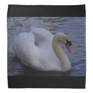 Swan Bandana
