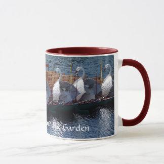 Swan Boats, Boston Public Gardens Mug