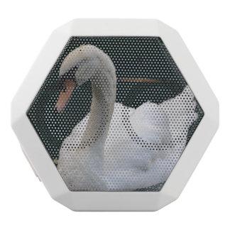 Swan White Boombot Rex Bluetooth Speaker